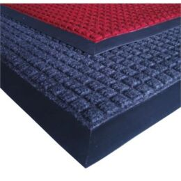 Aquamaster Vinyl Backed and Edged Carpet Mats-0