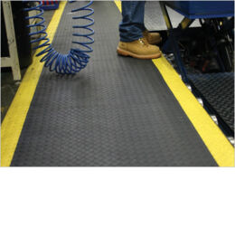 Checkerplate PVC Safety-0