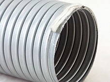 Fibre Packed Squarelock Metallic Tubing-0