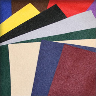 Assorted Colour Packs of Felt Squares-0