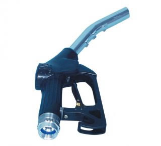 "Auto nozzle c/w 1"" swivel up to 80L/min, same nozzle as petrol station-0"