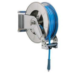 Compressed Air & Water Hose Reels Stainless Steel Hose Reel-0
