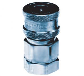 Snaptite H Series (Stainless Steel) Coupler (BSPP/NPT)-0