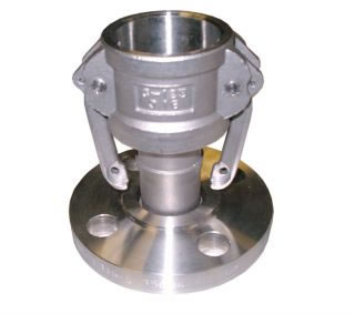 Stainless Steel Flanged Coupler (FLB)-0