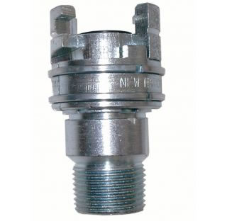 Pipe End with Locking Sleeve Male Thread-0