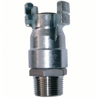 Pipe End Male Thread without Locking Sleeve-0