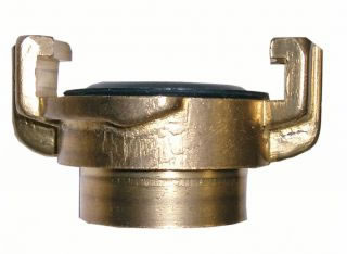 Brass Quick Couplings For Low Pressure Water And Irrigation Systems Female Thread BSPP-0