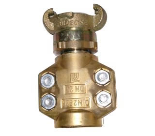 MODY-Hose Couplings With Brass Safety Clamp for Steam-0