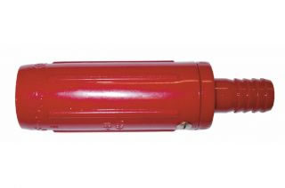 Red Plastic Fire Reel Jet Spray Nozzle-0
