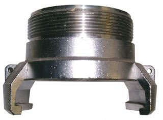 Stainless Steel 316 Male End without Locking Ring-0