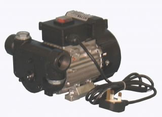 Diesel transfer pump, 50L/min, 110V or 230V-0