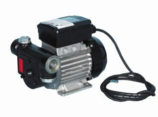 Diesel transfer pump, 80L/min, 110V or 230V-0