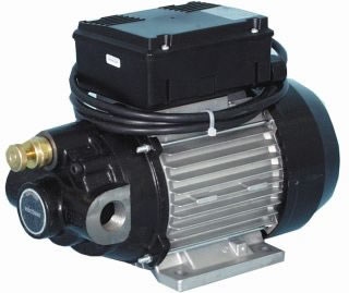Transfer pump for clean oil to SAE 90, 20L/min, 110V or 230V-0