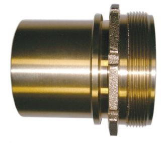 Male Hose Tail BSPP Brass-0
