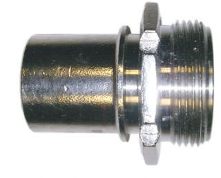 Male Hose Tail BSPP Stainless Steel-0