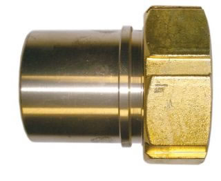 Female Hose Tail BSPP Brass-0