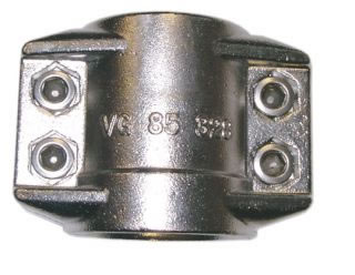 Safety Clamps DIN 2817 Aluminium-0