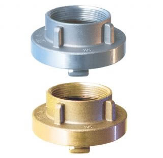 STORZ DIN SUCTION COUPLINGS Female Adaptor BSPP-0