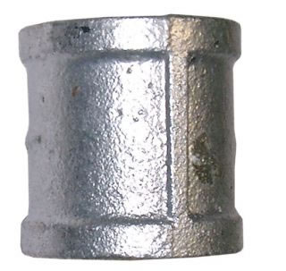 Female Socket Galvanised BSPP-0