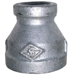 Female Reducing Socket Galvanised BSPP-0