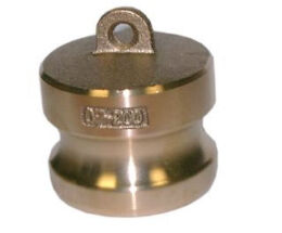 Brass Cam & Groove Couplings