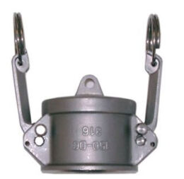 Stainless Steel 316 DIN & Safety Locks