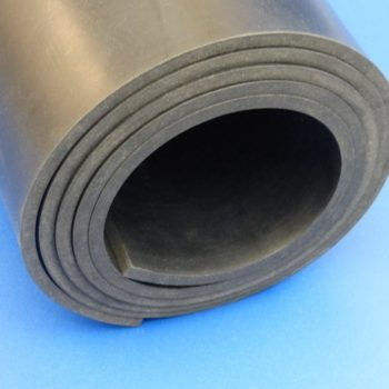 EPDM Rubber Sheet – WRAS – Black