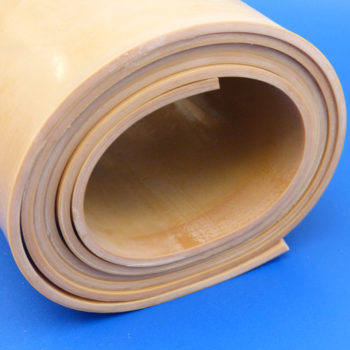 Rubber Sheets Online - Natural Rubber Sheet – Shotblast – Tan
