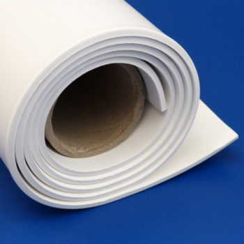 Rubber Sheets Online Silicone Rubber Sheet – White